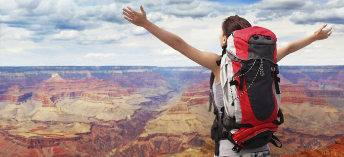 Los 5 mejores lugares para viajar de mochilero por Argentina