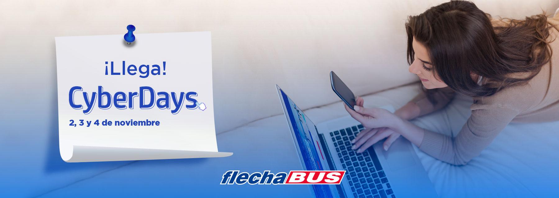 Pasajes con descuento para viajar en micro por Argentina con Flecha Bus
